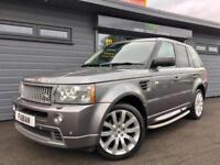 2009 Land Rover Range Rover Sport 2.7TD V6 auto Stormer SE HST **FSH** GREY