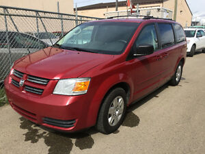 2009 DODGE GRAND CARAVAN SE REMOTE START DVD PLAYER