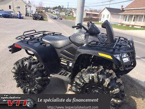 ARCTIC CAT MUDPRO 700 LIMITED EPS 2015