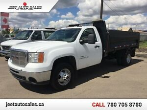 2008 GMC Sierra 3500HD WT 11.5ft Dump Box DIESEL