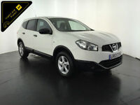2013 63 NISSAN QASHQAI VISIA +2 DCI 1 OWNER SERVICE HISTORY FINANCE PX WELCOME