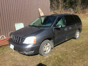 2006 Ford Freestar Hatchback