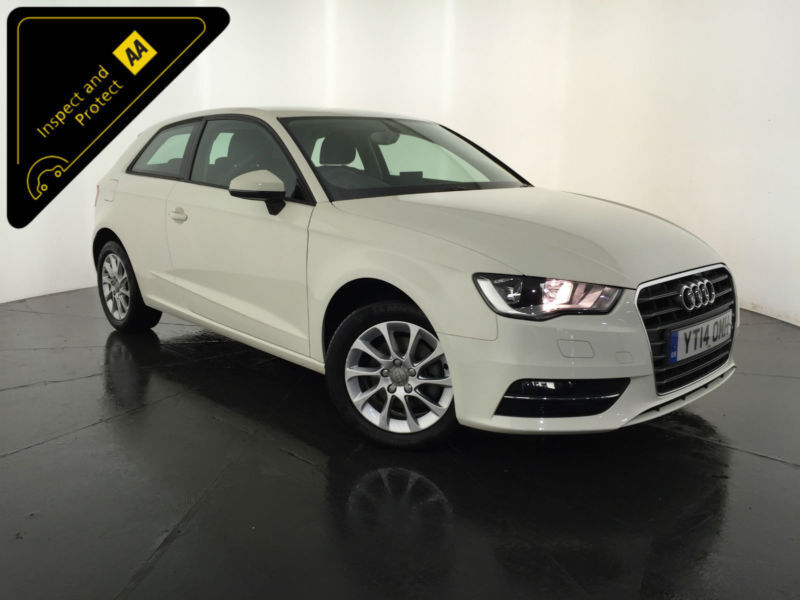 2014 AUDI A3 SE TDI 3 DOOR HATCHBACK 1 OWNER FINANCE PX WELCOME
