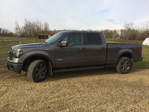 FINAL Offering! 2013 Ford F-150 SuperCrew FX4 Pickup w/ warranty Strathcona County Edmonton Area image 3