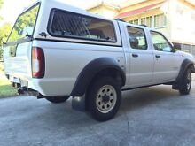 2004 Dual Cab Nissan Navara Ute Turbo Diesel (4x4) Woolloongabba Brisbane South West Preview