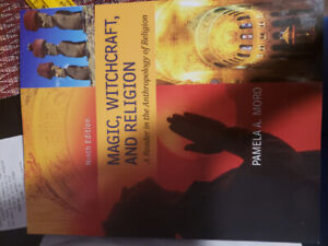 Textbook for McMaster University course- Anthro 2R03 AND RELIGST