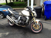 Kawasaki Z1000 2005, 25000km, Excellente Condition