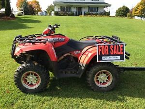 2006 Arctic Cat 500cc Limited Edition 4x4