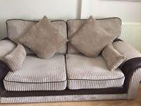 URGENT 3&2 sofas