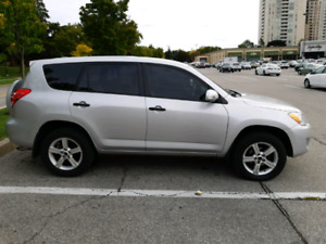 2010 Toyota Rav4. Automatic 4cyl. Excellent On Gas! Good Tires.