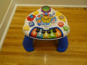 Table musicale - Baby Einstein