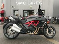 Ducati Diavel Carbon - SatNav Mount and Touring Screen - Finance Available
