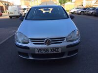 Volkswagen Golf 1.6 FSI great drive full dealership service hpi clear