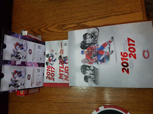 Montreal Canadiens Tickets / Billets Des Canadiens De Montreal