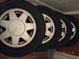 Volkswagen used rims mags jantes 13 inches pouces