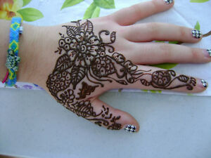 Henna Workshop/Henna classes Kitchener / Waterloo Kitchener Area image 4