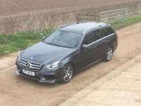 Mercedes-Benz E300 2.1CDI (204bhp)Hybrid 7G-Tronic Plus 2014MY AMG Sport Estate