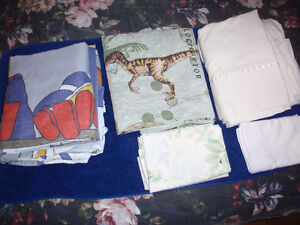 3 sets of single or twin sheets(used) St. John's Newfoundland image 1