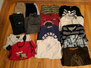 Boy's 4T clothes