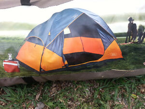 instant hybrid dome tent