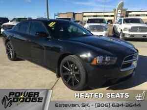 2014 Dodge Charger SXT Plus - Leather Seats -  Bluetooth