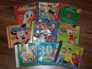 CD's FOR YOUNG CHILDREN **$3 FOR ALL**
