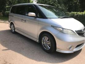 Honda Elysion G Aero, Low mileage, Auto, 36 month dealer warrantee, 8 seater MPV