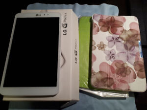 LG G Pad 8.3 Android 7.1.2 tablet