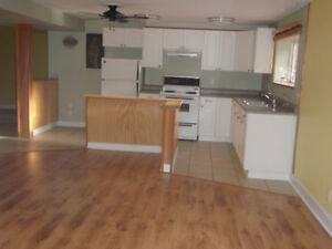900 square foot, One bedroom walk out basement suite - Oct 15th