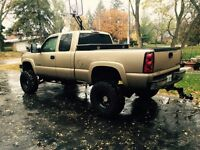 2004 lifted Chevy duramax