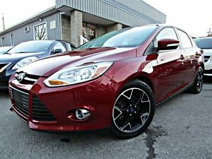 Ford Focus 4dr Sdn SE AUTOMATIQUE * AIR * NOUVEL ARRIVAGE *  201