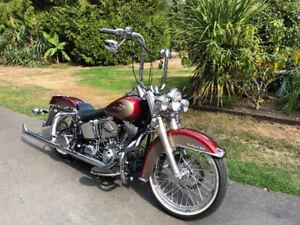 2009 Harley Davidson Heritage Softail custom