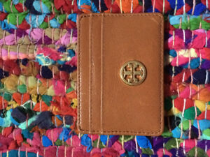 Authentic Tory Burch Card Case.