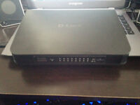 Dlink DGS-1016a Ethernet Switch