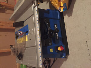 Brand new never used table saw