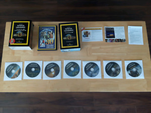 THE COMPLETE NATIONAL GEOGRAPHIC EVERY ISSUE FROM 1888 TO 2008!!