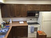 *** KITCHEN CABINETS FOR SALE ***