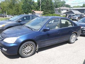 2003 Acura EL premium Berline