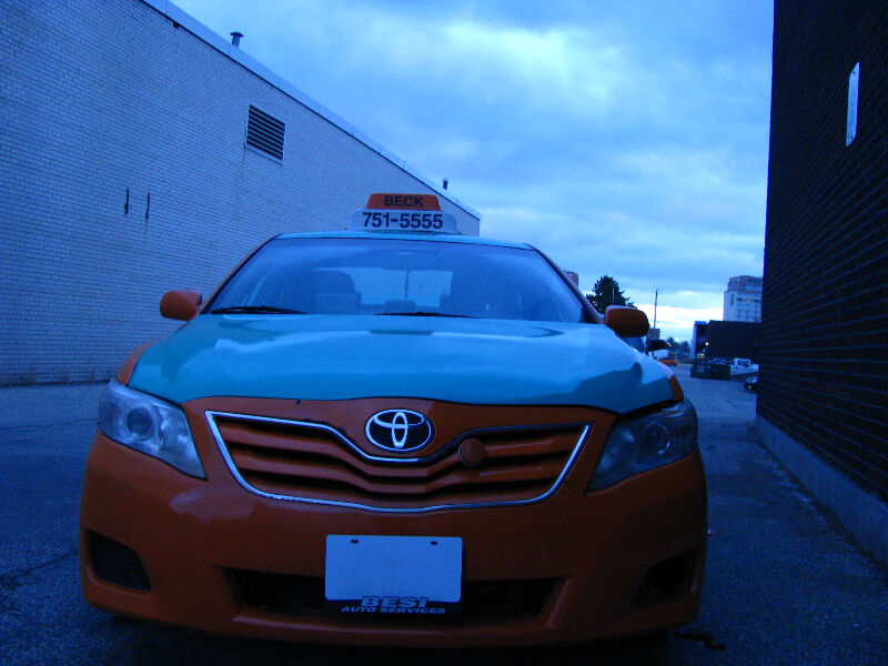 TORONTO TAXI PLATE FOR LEASE/SALE