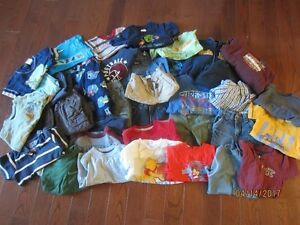 Baby Boys lot of mixed clothing 18 months