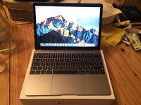 New MacBook - Space grey