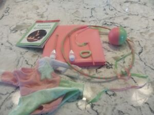 American Girl Rhythmic Gymnastics Set retired
