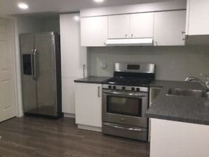 ALL INCLUSIVE  WALK OUT SPACIOUS 1 BEDROOM  UNIT