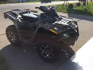 2009 Can Am Outlander  800cc Kitchener / Waterloo Kitchener Area image 5