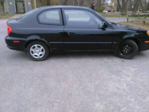2005 Hyundai Accent WINTER BEATER