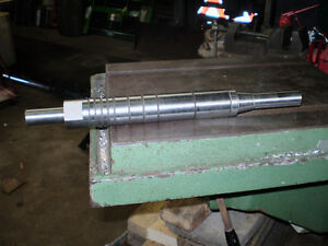 SHAFT DE MILLING R8 HORIZONTAL