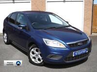 2010 (59) Ford Focus 1.6 Style 5 Door // LOW 37K MILES //