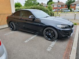 2015 BMW 2 Series 2.0 220D M Sport Auto 2dr