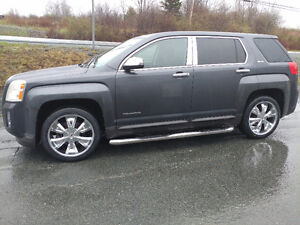 2011 GMC Terrain - nerf bars, extra set of wheels, etc.