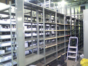 USED SHELVING AVAILABLE,CALL FOR PRICING AND DESIGNING 337-6674